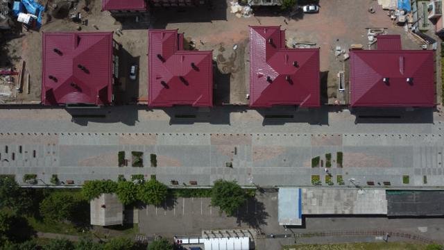 Власти Красноярска займутся историческим центром города