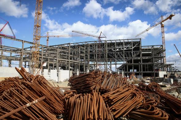 В Петербурге на улице Бадаева построят 40 тысяч кв. метров жилья