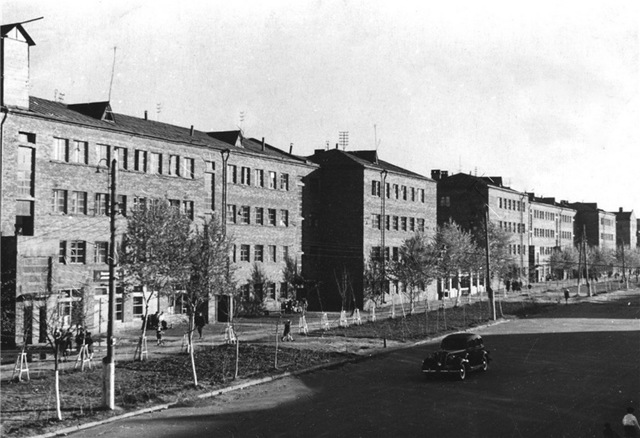 В Ярославле построили первый жилой комплекс в промзоне