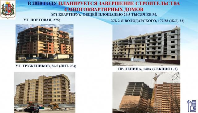 В Ростове-на-Дону построят крупный микрорайон с квартирами эконом-класса