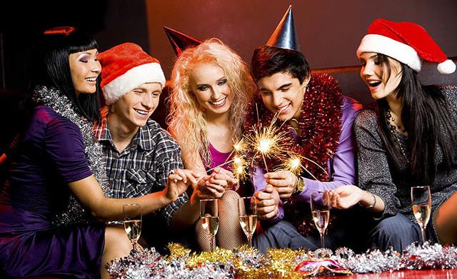 Как снять дом на Новый год?