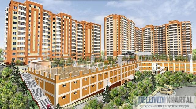 В Томске построят новый жилой район