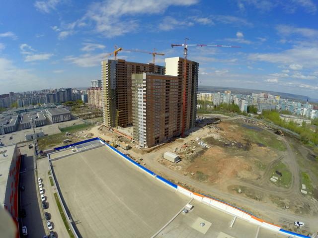 В Самаре появится жилой комплекс на месте ипподрома
