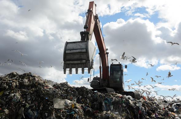В Петербурге построят ЖК на месте мусорной свалки