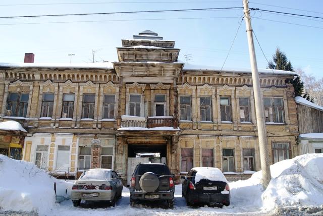 В центре Самары снесут бараки и построят на их месте жилье