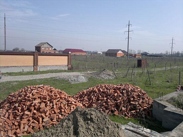 В Чечне строят жилье быстрее всего в России