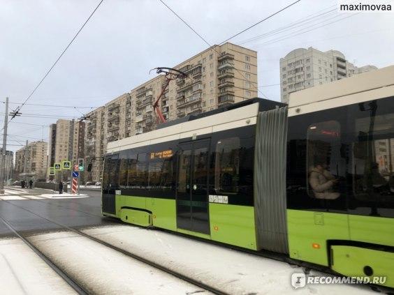 Трамвайную сеть в Петербурге реконструируют частные компании