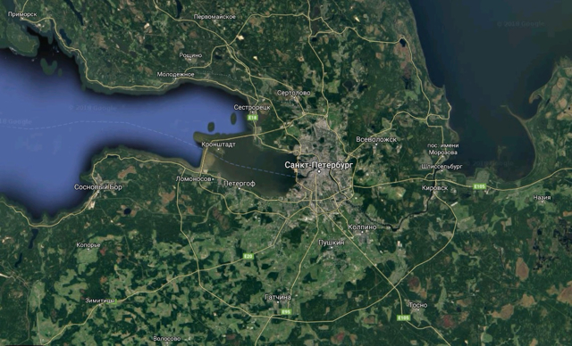 Под Петербургом разобрались с проектом развития территории