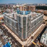 В историческом центре Краснодара достроили ЖК «Центральный»
