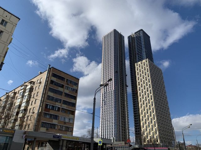 Разрешений на строительство 42 млн кв. м жилья в 2016-м выдано в России