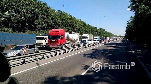 Минтранс считает хорошими лишь 10% всех федеральных трасс России