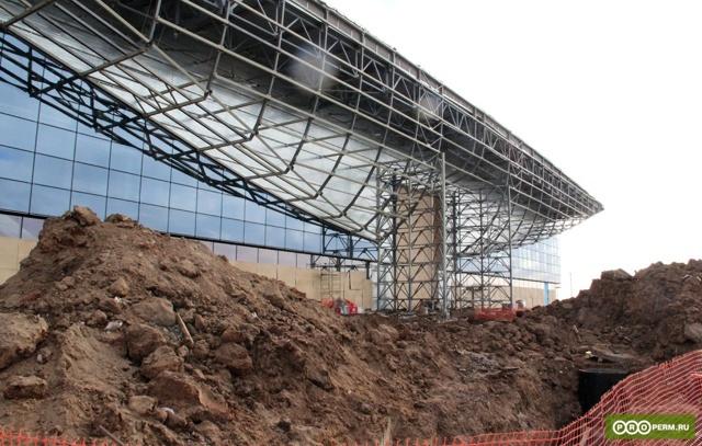В Перми объявили конкурс на строительство нового терминала аэропорта