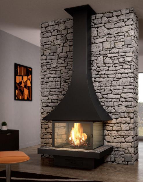 Какой камин для дома лучше? Планы на зиму