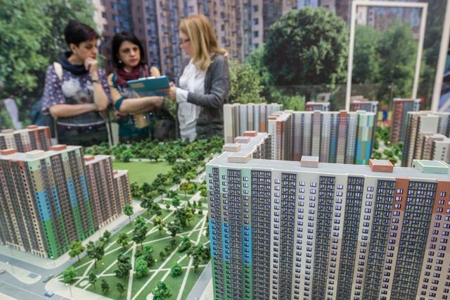 На рынке вторичной недвижимости Подмосковья застой