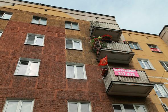 В Москве около 80 жителей хрущевок судятся с властями из-за качества жилья на замену
