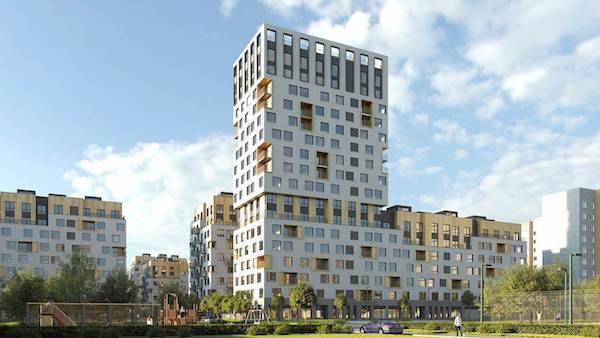 В центре Екатеринбурга построят 25-этажный ЖК комфорт-класса