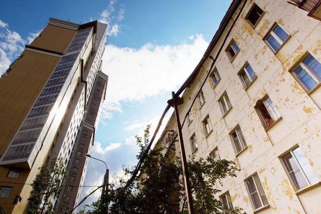 Новостройки для расселения ветхого жилья строят некачественно