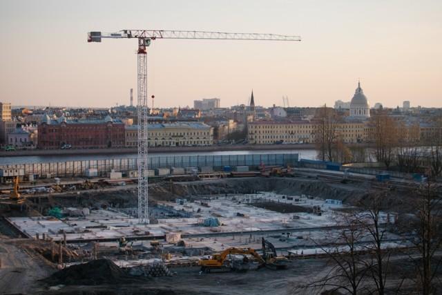 В Петербурге на Новгородской улице построят элитный жилой комплекс