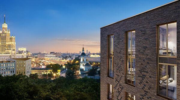 Элитное жилье в Москве плохо покупают в жару