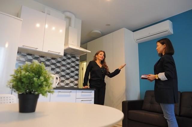В Москве люди все чаще сдают собственное жилье и снимают квартиры подешевле