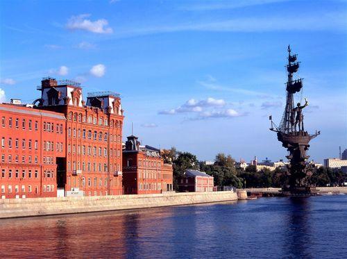 Вдоль Москвы-реки могут построить 30 млн кв. метров недвижимости