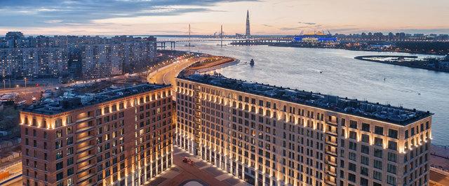На Исаакиевской площади Петербурга появится апарт-отель