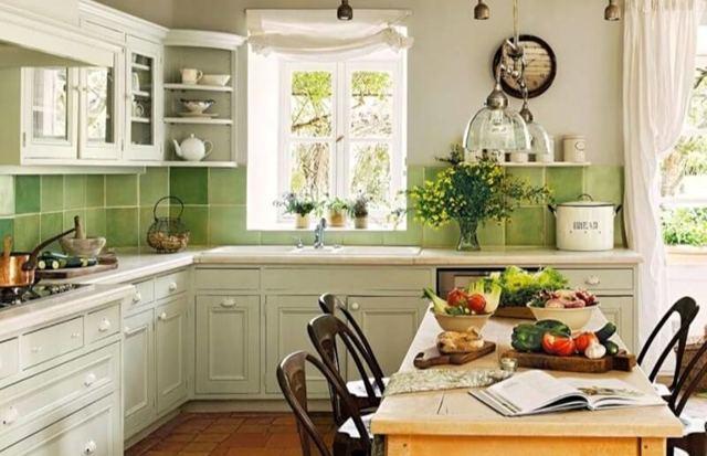 5 правил интерьера кухни в стиле прованс