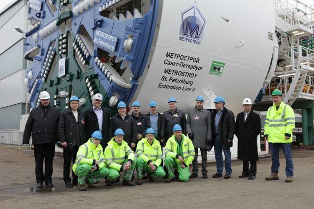 Власти Петербурга отменили конкурс на строительство 2 новых станций метро