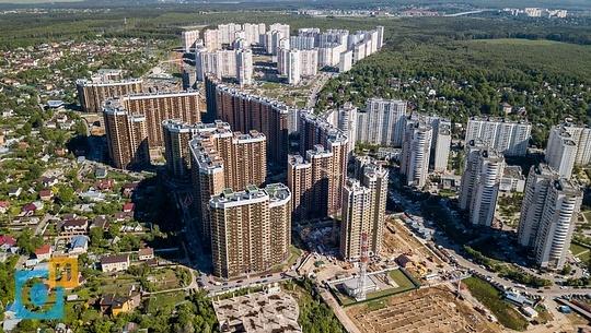 В ближнем Подмосковье построят 4 микрорайона