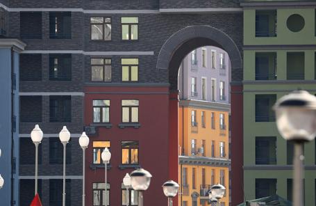 На московском первичном рынке дорожает только жилье бизнес-класса