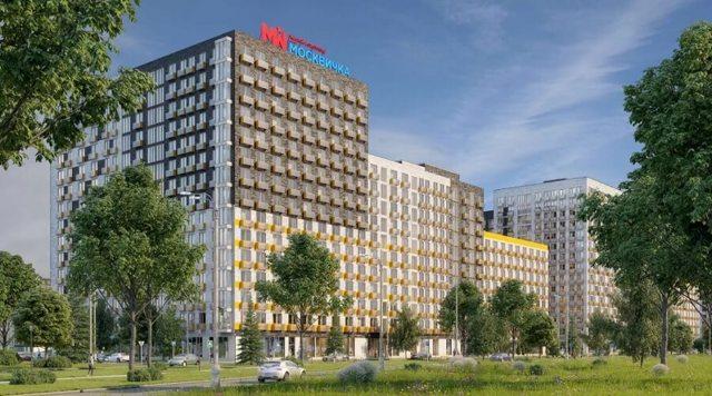 Почти 90% московских квартир до 3,5 млн находится в Новой Москве