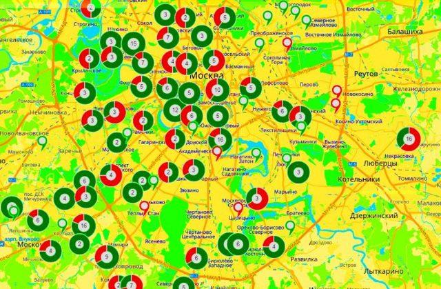 Каждую 10-ю новостройку в Москве сдают не в срок