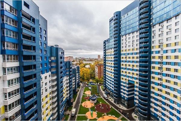 Предложение новостроек в Новой Москве растет, а цены снижаются