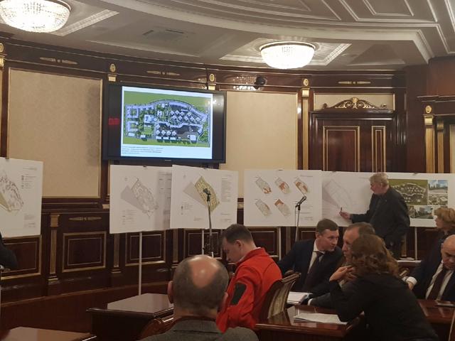 В Сертолове под Петербургом построят крупный ЖК