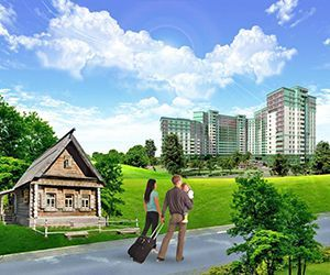 В Москве решение о переселении будет принимать большинство жильцов дома