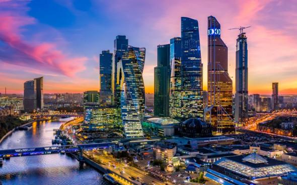 В Москве пустует более четверти дорогих офисов