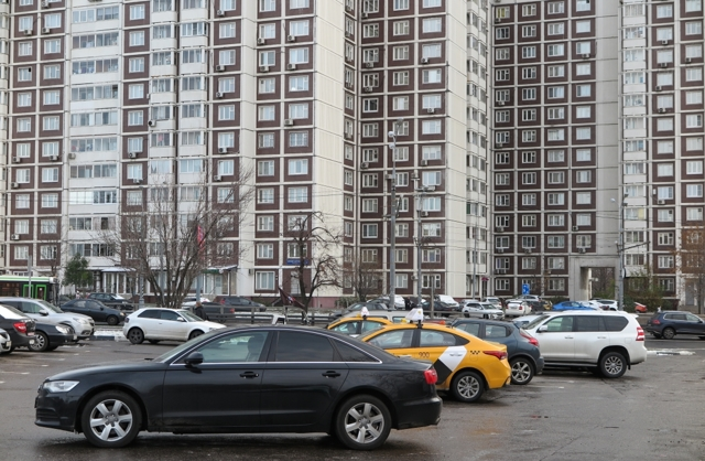 Две трети панельных новостроек Москвы ― устаревшие серии