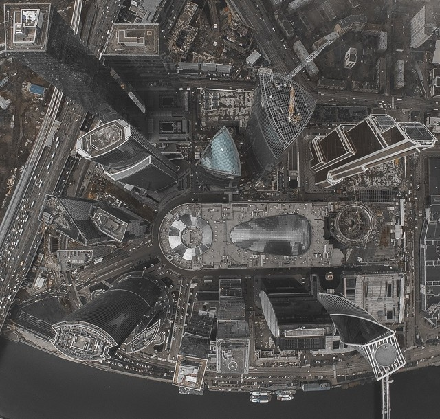 Около «Москва-Сити» построят жилье на месте мелькомбината