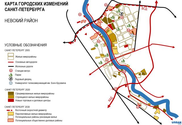 На юго-востоке Петербурга появится 100-метровая новостройка