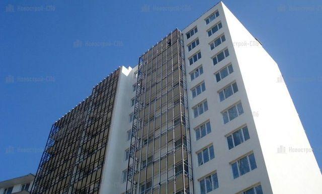 В Петербурге в 2015 году построили около 1,6 млн кв. метров жилья