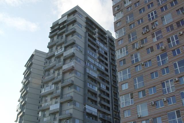 В Волгограде сдали дом, который строили с 2004 года