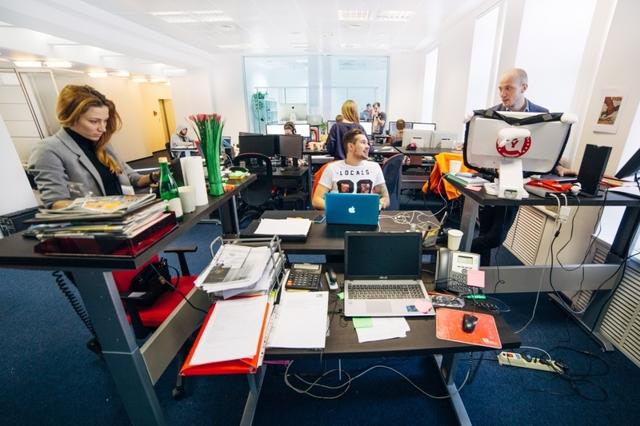 Офисы в Москве в 2014 году чаще всего снимали IT-компании