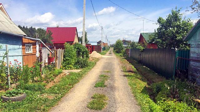 На загородном рынке Подмосковья почти нет новых проектов