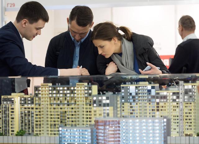 В Петербурге продают больше новостроек по ипотеке, чем до кризиса