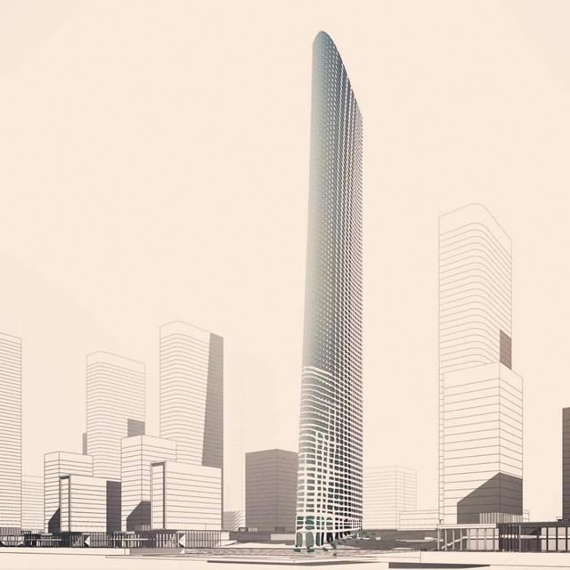 В Москве могут построить ЖК в промзоне речного порта