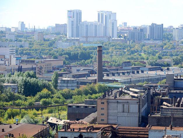 Лидером в России по числу перспективных промзон стал Екатеринбург