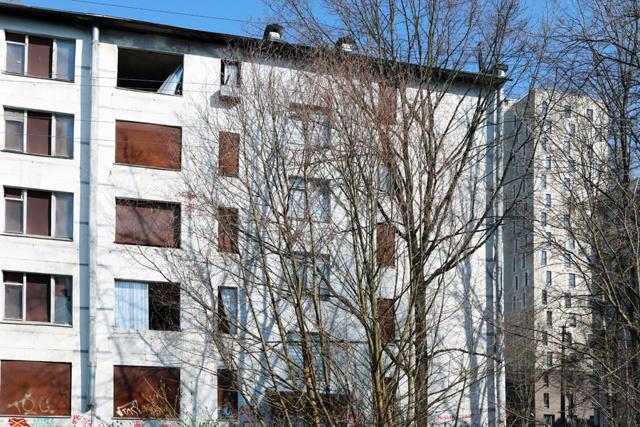 В Петербурге «СПб Реновация» заморозила проект из-за протеста 1 жителя
