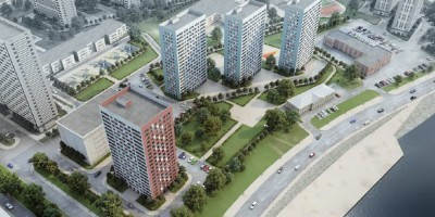 ЛСР завершит долгострой в Невском районе Петербурга