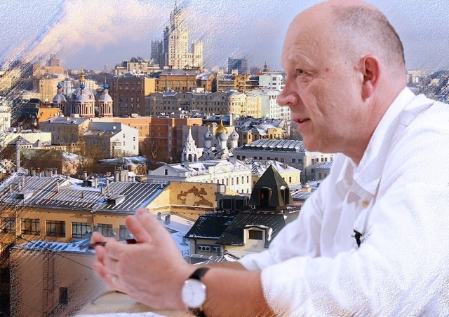 В Москве построят новый район для Госдумы