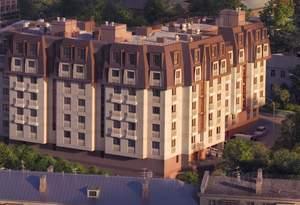 В Нижнем Новгороде построят квартиры в районе Провиантской